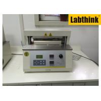 Best Aluminium Foil Heat Seal Tester / Testing Equipment With Two Heat Sealing Jaws wholesale