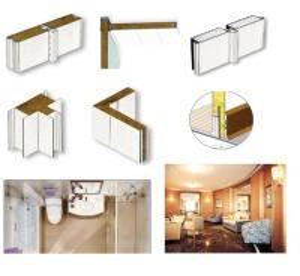 Cheap Ceiling panel,lining panel, wall panel,sanitary unit, marine furniture, honeycomb panel,sandwinch panel,floating floor for sale