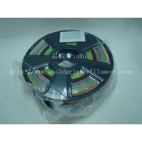 Best 1.75 / 3.0 Mm Gradient Color 3d Printer Filament Rainbown Color PLA 3d Filament wholesale