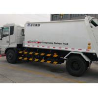 Best Hydraulic System Garbage Compactor Special Purpose Vehicles , Collection Truck wholesale