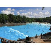 Best Artificial Water Park Wave Pool Durable Air Blowing Surf Wave For Hotel Beach wholesale