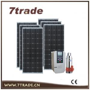 Best AC 22KW MPPT controller solar water pump irrigation system wholesale