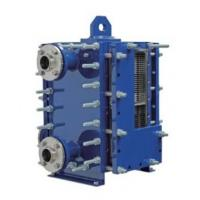 Best Easy Cleaning Fully Welded Plate Heat Exchanger Block Type High Efficient wholesale
