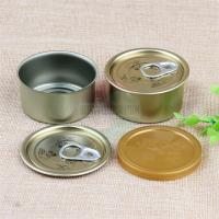 Best Durable Black Cap Easy Open Tin Cans For Cali Hemp Packaging Tin Box wholesale