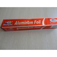 Best Silver Catering Aluminium Foil Roll  heat preservation , Thickness 9micron - 24micron wholesale