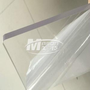 Best 4x8 Ft Transparent 0.9mm Thin PETG Plastic Sheets 1.29g/cm3 wholesale