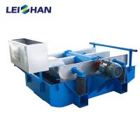 Best Self Washing Vibrating Screen Paper Cleaning Machine Blue Color For Paper Mill wholesale