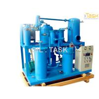 Best REXON Vacuum Hydraulic Oil Filtering and Oil Purification System Series TYA, Lube Oil Purifier Machine wholesale