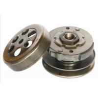 Best JOG50 Motorcycle Clutch Plate Clutch Assy For JOG90 Motor , High Fatigue Resistance wholesale