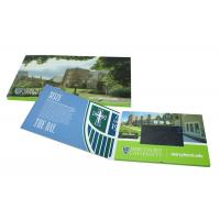 Best Customized China lcd video business cards, lcd video mailer for education wholesale