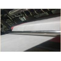 Best N95 Non Woven Polypropylene Fabric , Melt Blown Fabric 0.1 Micron Clean Recycled wholesale