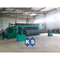 Best High Speed Automated Gabion Machine Hexagonal Wire Mesh Production Line 4300mm wholesale