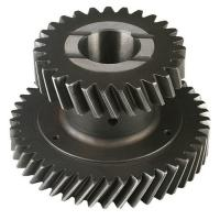 New Design Helical Gears with Steel Material