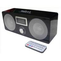Best FM function, colour screen display, mp3 format Multimedia Speakers With FM wholesale