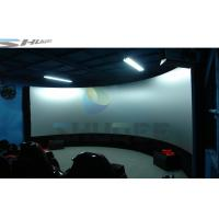 Best Hydraulic Air 4D Cinema System Dynamic Effects With Electric Chair wholesale