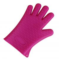 Best Five Fingers Bakeware Backing Oven Silicone Gloves wholesale