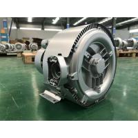 Best 1.5 Kw Water Treatment Side Channel Blower Ring Air Blower With CE Certification wholesale