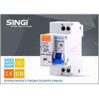 Best Single phase Electric mini Residual Current Circuit Breaker for industrial , building wholesale