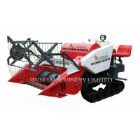 Cheap Rice and Wheat Mini Combine Harvester with 1.2m Cutting Width for sale