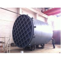 Quality High Capacity Fiberglass Chemical Storage Tanks , Acid Storage Containers Rust Proof wholesale