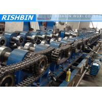 Quality Interchangeable Steel Roll Forming Machine Q 195 Q 235 C Z Channel wholesale