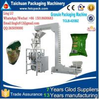 Best Automatic machine for packaging suitable 1-5kg all granular,almondsSuch as puffed food, opcorn, seeds and oatmeal etc. wholesale