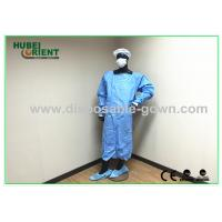 China Ethylene Oxide Sterilization Disposable Surgical Gowns for Hospital Use on sale