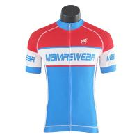 China Pro Team Mesh Fabric Trek Cycling Jersey / Road Bicycle Clothing Customized on sale