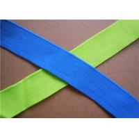 Best 30mm Woven Jacquard Ribbon Medal Neck Ribbon Established For Bags wholesale