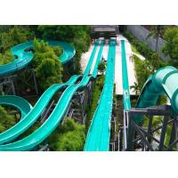 Best Outdoor Speed Aqua Blue Water Park Swimming Pool Commercial Equipment wholesale