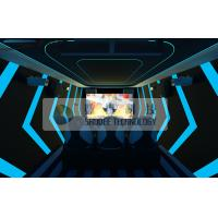 Best Thrilling Mobile Extreme Digital Movie Theater 7D Motion Simulators Experience wholesale