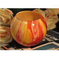 Buy cheap Flowers Decoration Hanging Glass Candle Holders Dome Pyrex Glassware from wholesalers