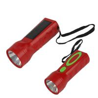 Best Anfly 1 super bright LED rechargeable solar powered emergency flashlight wholesale
