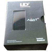 Best Black specialty paper box for battery with UV logo and EVA insert wholesale