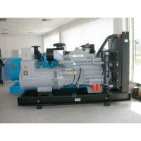 China 55kva - 950kva Electric Start Generator , Perkins Generator Set Installed Conveniently on sale
