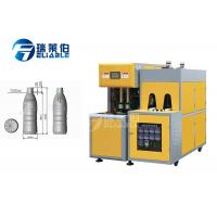 China Stable Mini Plastic Bottle Blowing Machine 400 X 460 Mm Max Mould Plate on sale