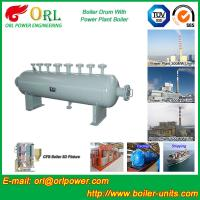 Best 30 Ton Power Station Boiler Mud Drum Sterilization ORL Power SGS Standard wholesale