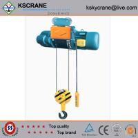 Best Monorail Wire Rope Hoist wholesale