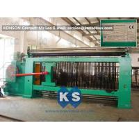 Best Double Rack Drive Hexagonal Mesh Machine 4300mm With High Frequency Motor wholesale