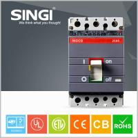 Best Electrical Magnetic Moulded Case Circuit Breaker , 250s on / off square d circuit breakers wholesale