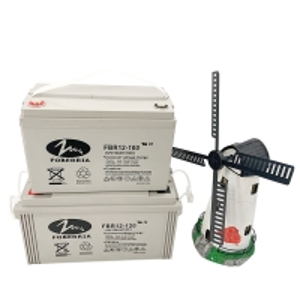 Best FBR 6V 12V 24V 60A 1600A Deep Cycle AGM Battery For Electric Vehicle Golf Cart EV wholesale