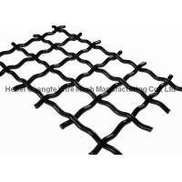 Best Pre - Crimp Wire Mesh Heavy Duty Wire Mesh For Mine And Coal wholesale