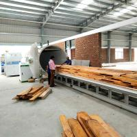 Best Radio Frequency And Vacuum Drying Kiln For Hardwood With Small Drying Capacity wholesale