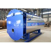 Best WNS 15t/h Best Service and Technical Support Industrial Gas Fired Steam Boiler wholesale