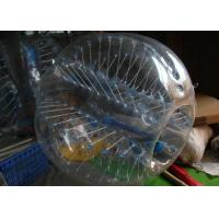 Best Transparent PVC Inflatable Bubble Ball Priority Safety For Children Playing wholesale