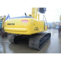Best Komatsu PC200 Second Hand Excavators 5400 Hours 2002 Year With 40L Fuel Tank wholesale