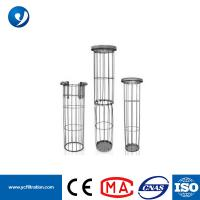 China Top for Filter Cage Regular Diameter 135mm or 170mm Sample Available Galvanized Filter Cage Bag Accessories on sale
