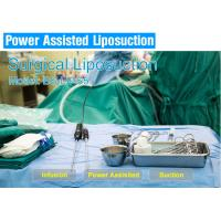Buy cheap Aesthetic Power Assisted Liposuction Machine , Upper Arm Surgical Suction Slimming Machine from wholesalers