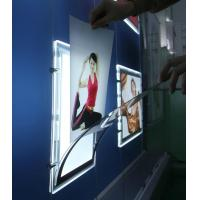 Details of led light pockets lighted poster box - Porta poster plexiglass ...