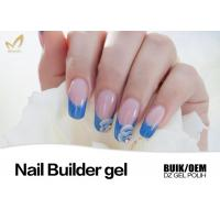 Best Harmless Nail Extention Nail Builder Gel Transparent Color No Nicks No Chips wholesale